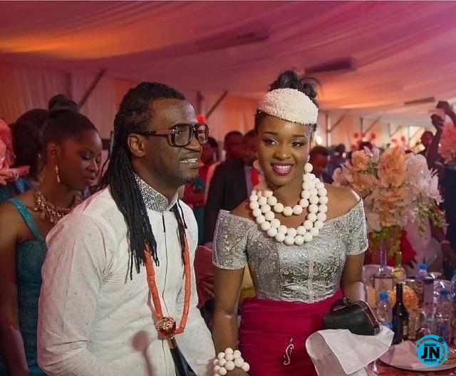Paul Okoye Celebrates Wife Anita As She Clocks 31